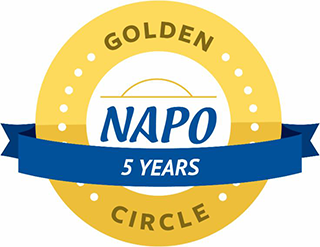 NAPO 5 year golden circle